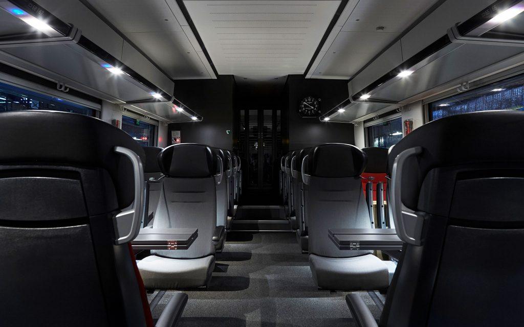 MTR X - Interior - Transport Design