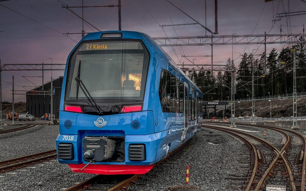 Roslagsbanan SL 2021